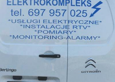 Auto Elektrokompleks
