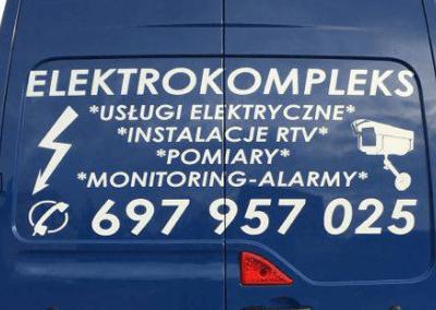 Bus Elektrokompleks