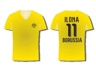 T-shirt Borussia