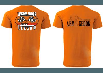 Koszulka Wrakrace