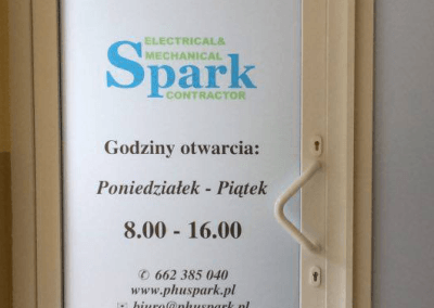 Witryna Spark
