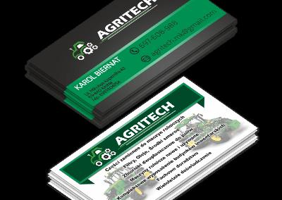 Wizytówka Agritech