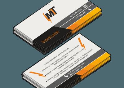 Wizytówka IMT